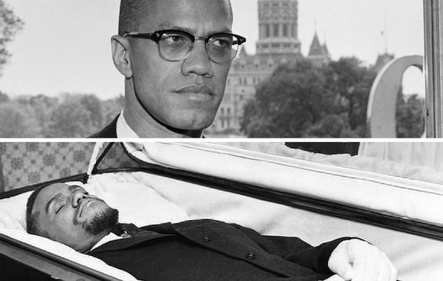 12 photographs of celebrities who had open casket funerals 国际 蛋蛋赞