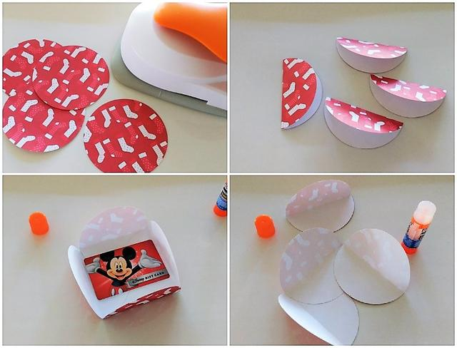 Mickey Mouse Inspired Diy Gift Card Holder国际蛋蛋赞
