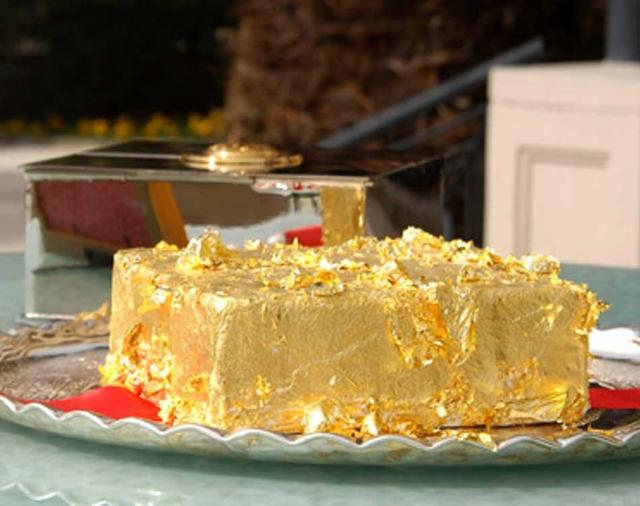 Top 10 Most Expensive Desserts in the World_国际_蛋蛋赞