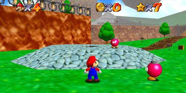 You Can Now Download A Super Mario 64 Unreal Engine 4 Demo_国际_蛋蛋赞