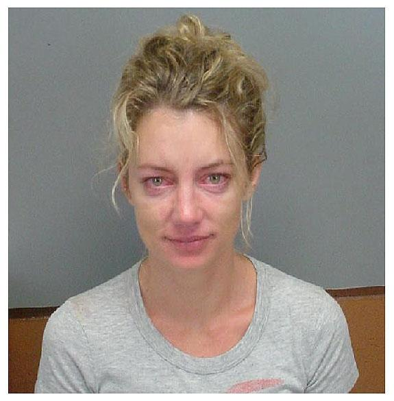 10 Most Shocking Celebrity Mugshots_国际_蛋蛋赞