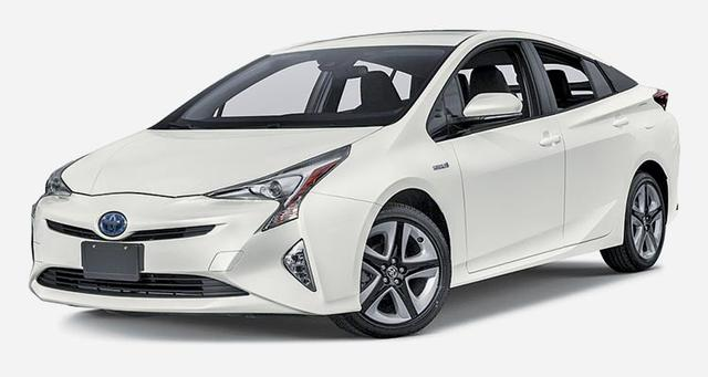 Toyota Prius The Most Fuel Efficient Cars