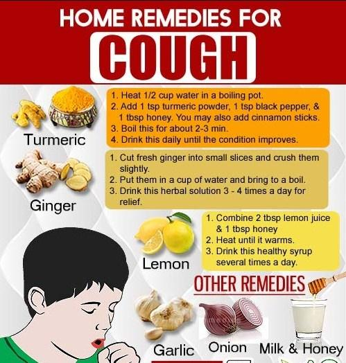10 Top Home Remedies For Dry Cough
