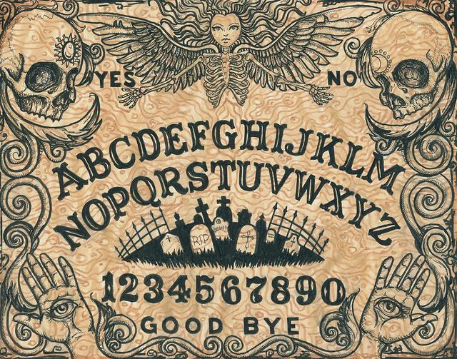 5 Strange And Sinister Facts You Didnt Know About The Ouija Board