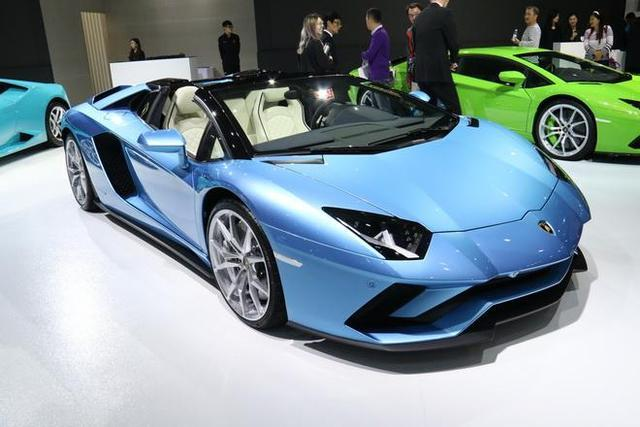 Release The Real Me Lamborghini Aventador S Roadster Officially