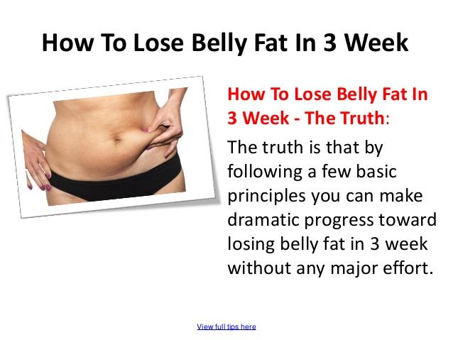 20 Effective Tips To Lose Belly Fat 国际 蛋蛋赞