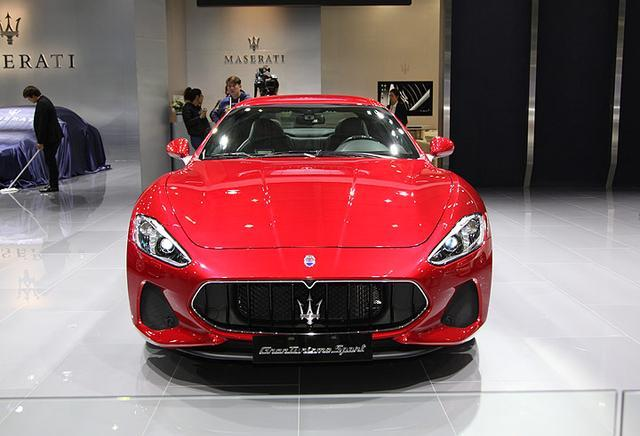 Maserati Bring Small Change Granturismo Sport And Whole Car Series 2018 Model