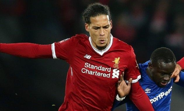 Liverpool boss Klopp: Fantastic Van Dijk has all the football tools