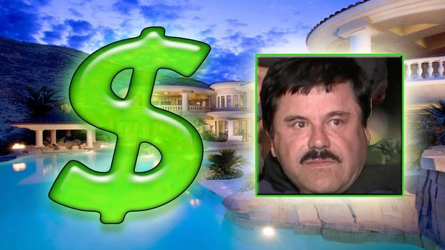 18 Expensive Things Owned By Mexican Billionaire El Chapo