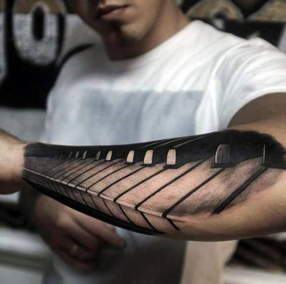 Some Forearm Sleeve Tattoo Designs For Men – Manly Ink Ideas_国际_蛋蛋赞