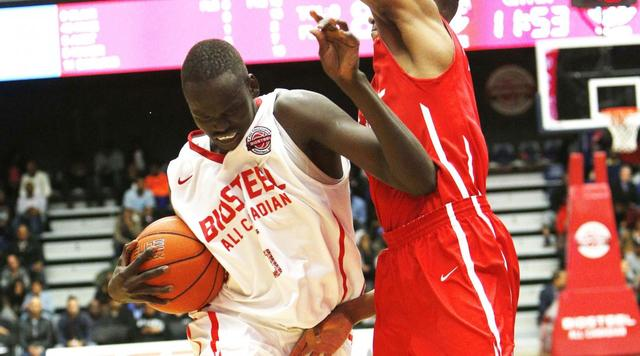 Matur Maker (Thon's Brother) Flashes Potential for 2018 NBA Draft