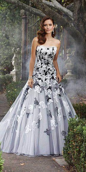 Unusual Wedding Dresses_国际_蛋蛋赞
