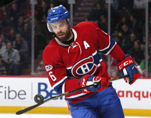 Canadiens Due for Battle at Bottom of Atlantic