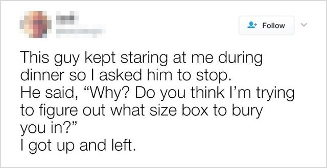21 Stories About Dating Fails Posted On Twitter国际蛋蛋赞