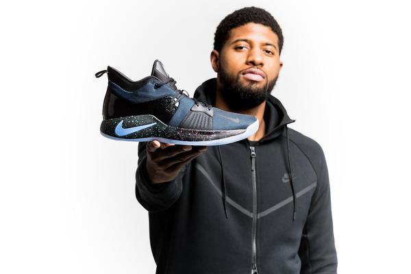 """quality design 305af 84093 Nike Drop """"PS2"""" PG2 Sneaker With Paul George_国际_ ..."""