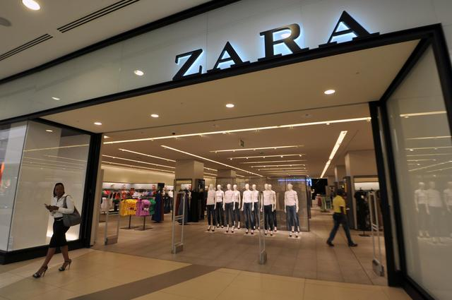 bd81715c Zara unveils new click-and-collect store_国际_蛋蛋赞