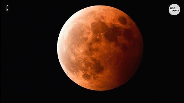 Live stream: Super blue blood moon eclipse_国际_蛋蛋赞