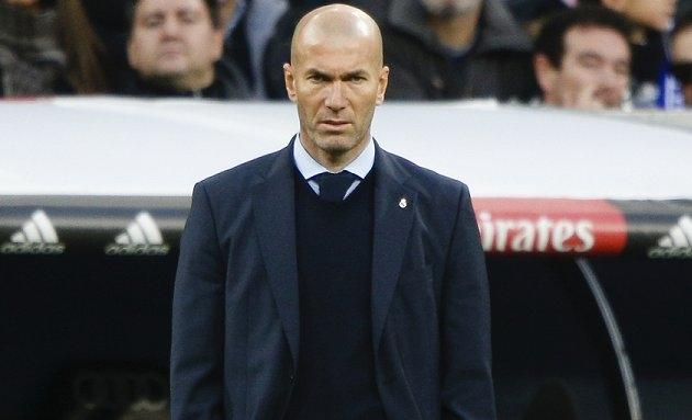 Real Madrid coach Zidane: Everyone wants the Champions League