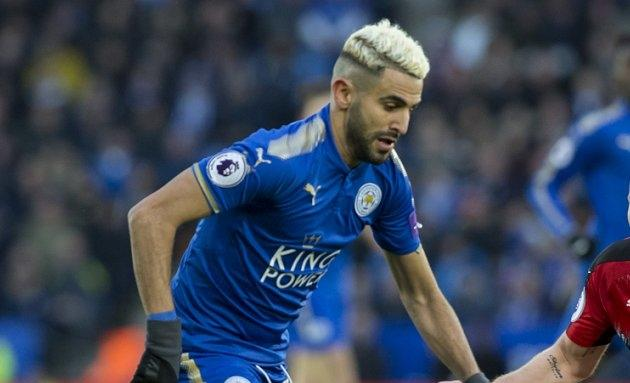 Newcastle striker Islam Slimani: How's Mahrez feeling? Shearer comparisons?