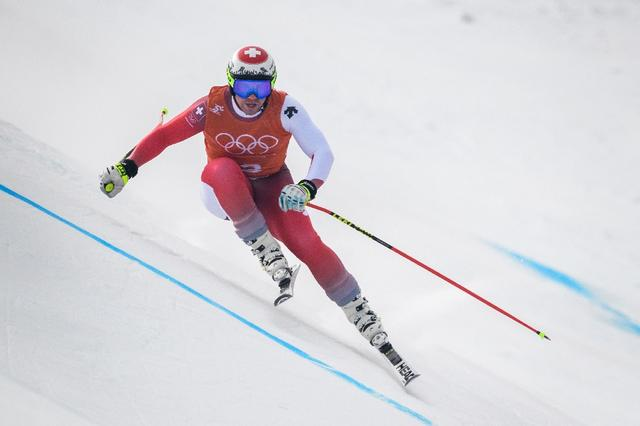 Olympic downhill: five things to know
