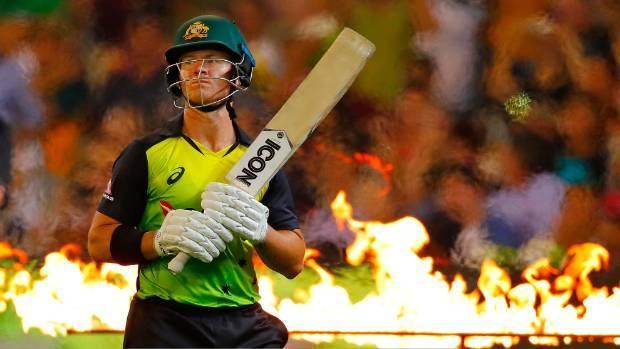 Recap: Australia v England T20 Tri-Series - match three