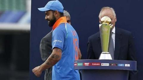 India could lose Champions Trophy 2021 hosting rights