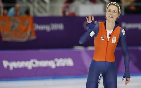 Dutch sweep women's 3,000m as Wust settles for silver