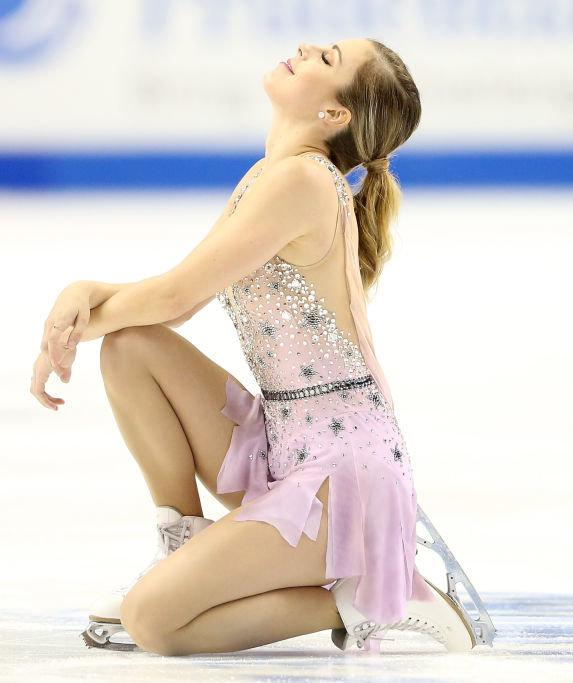 Will Injured Ashley Wagner Compete in the 2018 Olympics?