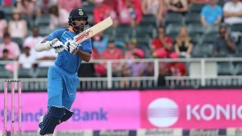 SA v/s India: Dhawan brings up his 13th ODI century