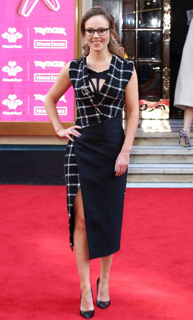 Michelle Dewberry – The Prince's Trust Celebrate Success Awards London