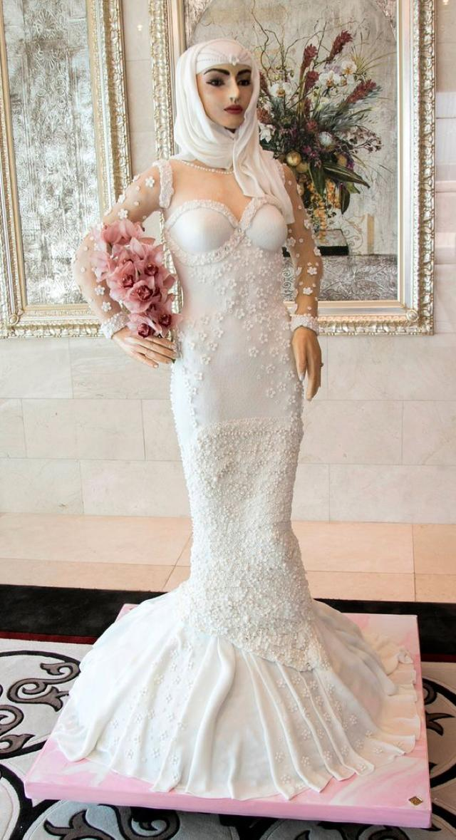 Is This the Most Expensive Wedding Cake Ever A 1 Million Cake