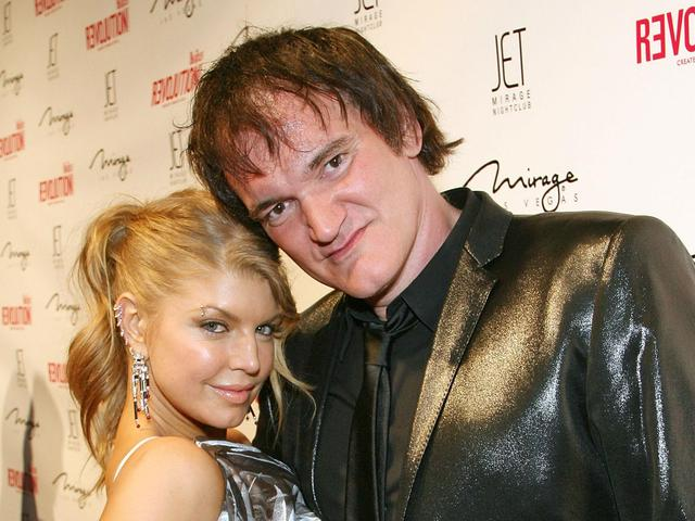 Fergie addresses Quentin Tarantino 'biting incident' on Grindhouse set following resurfaced video