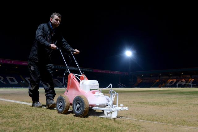 Rochdale to lay new pitch ahead of Tottenham FA Cup clash