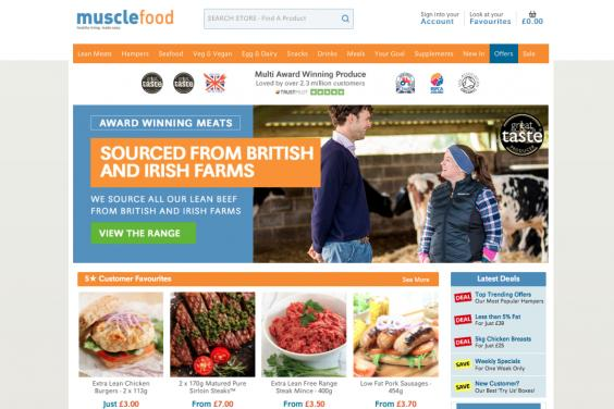 Muscle Food recalls 64 meat products after Food Standards Agency inspection