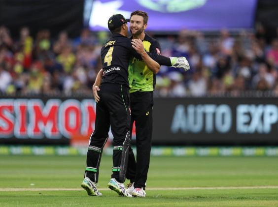 England blown away by red hot Australia to leave Trans-Tasman Series hopes in the balance