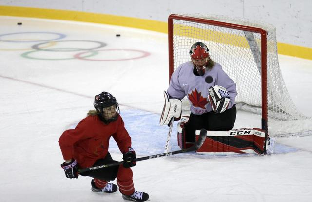 The Latest: Sweden holds off Japan in women's ice hockey