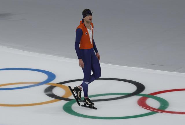 Sven Kramer hopes for 3 golds, zero blunders this time