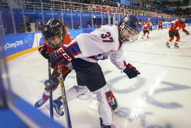 United They Fall: Korean Hockey Team Routed in Olympic Debut