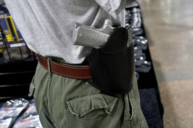 Trump's support for new bill giving nationwide right to carry concealed weapons met with anger from anti-gun groups