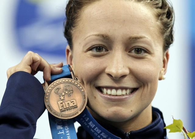 Olympic swimmer who alleges abuse: Ex-coach 'stole so much'