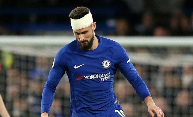 Chelsea striker Giroud satisfied after Crystal Palace win: The goals will come