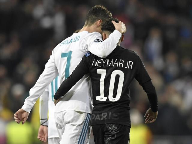 6bc13ad662e Cristiano Ronaldo taught Neymar a lesson in how sometimes less is more as  Real Madrid beat