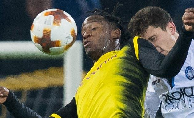 BVB manager Stoger fears 'long time' Batshuayi injury stint