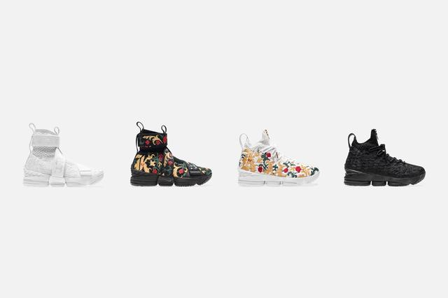 best website 4a521 c4538 LeBron James Names his Favorite Ronnie Fieg Design From the ...