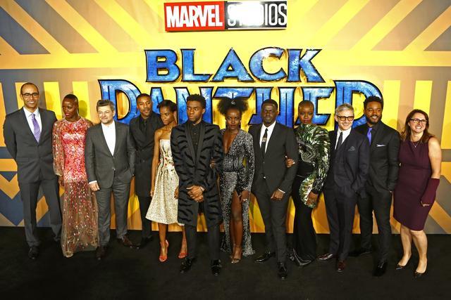 'Black Panther' Surpasses $1 Billion in Sales
