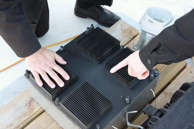 Generan electricidad con los cambios de temperatura entre día y noche
