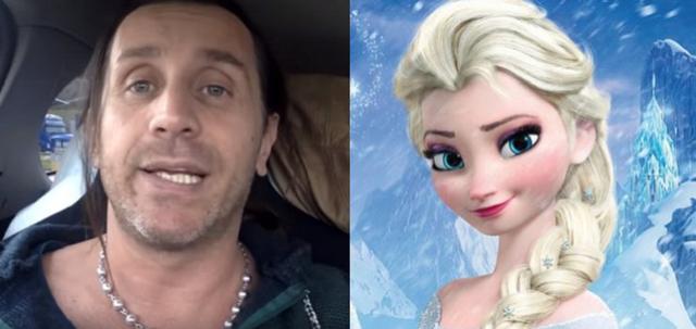 """Povia contro la Disney per la polemica su Elsa di Frozen omosessuale: """"Nessuno nasce gay"""""""