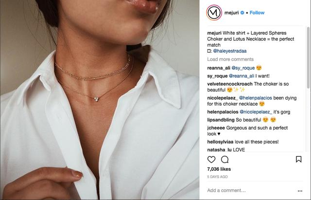 Jewelry Brand Mejuri Takes Millennial Business Approach for Big
