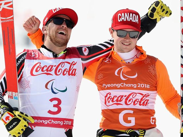 Dynamic duo of 'Mac and Jack' off to golden start at Paralympics
