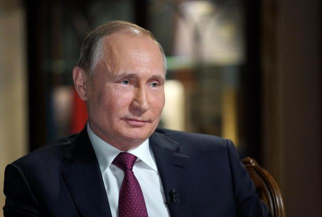 Vladimir Putin Suggests Jews And Other Minorities In Russia Could Be Behind US Election Meddling